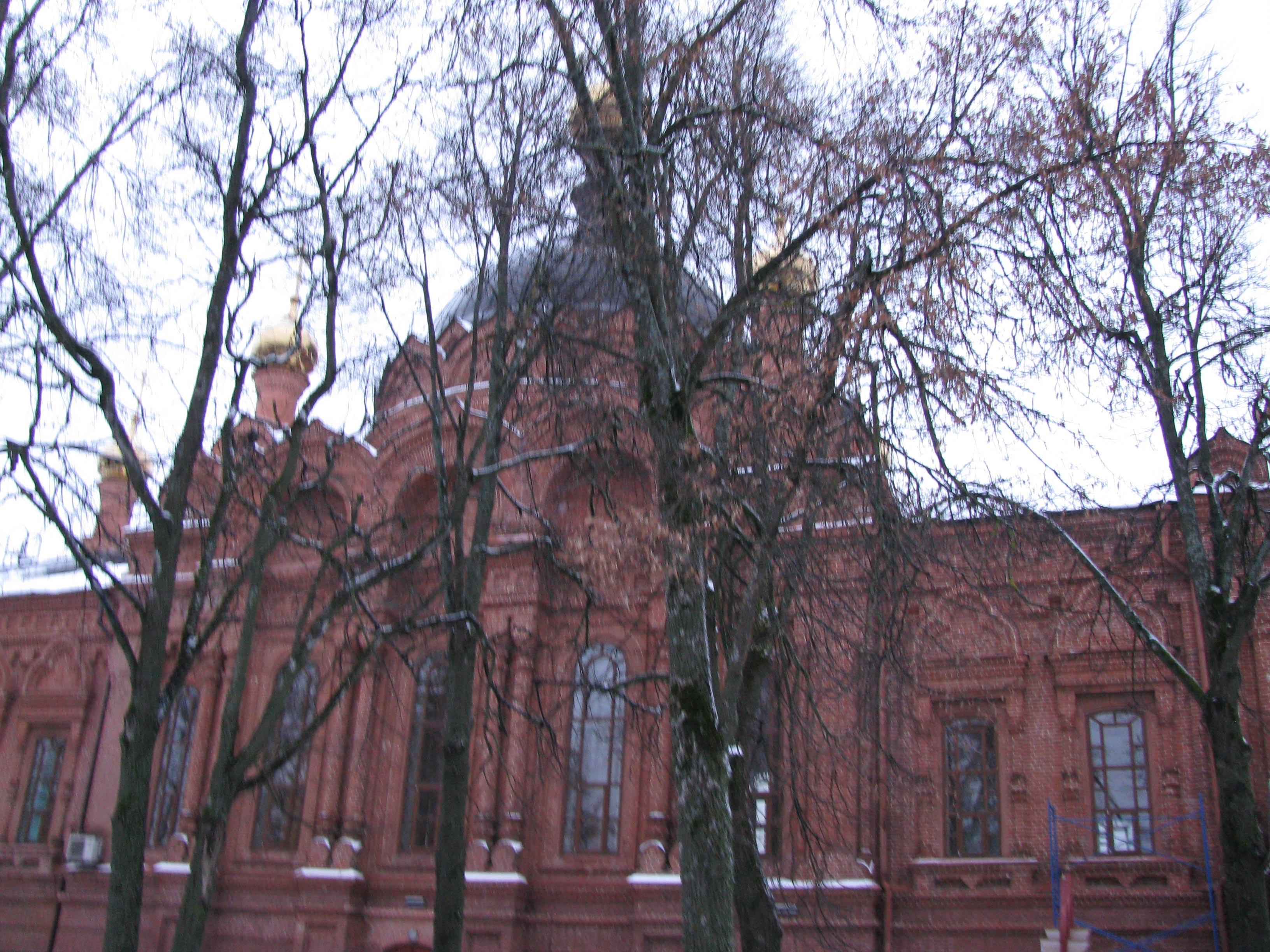 Храм прп. Серафима Саровского